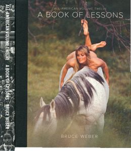ALL-AMERICAN VOLUME TWELVE A BOOK OF LESSONS  /BRUCE WEBER ブルース・ウェーバー(/)のサムネール