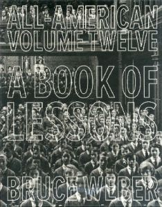 「ALL-AMERICAN VOLUME TWELVE A BOOK OF LESSONS  」画像1