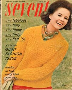seventeen AUGUST 1961 GIANT FASHION ISSUEのサムネール