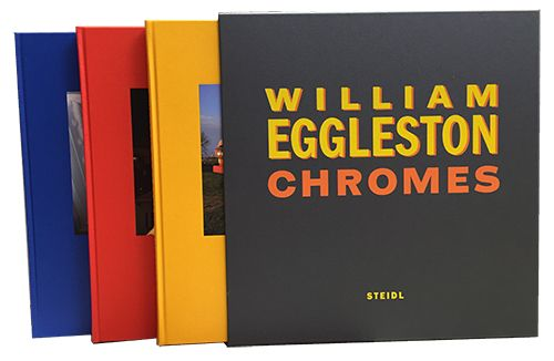 「CHROMES / William Eggleston」メイン画像