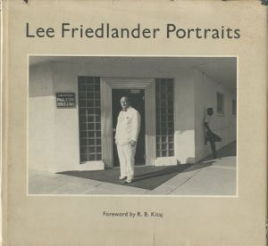 Lee Friedlander Portraits/Lee Friedlander リー・フリードランダー(/)のサムネール