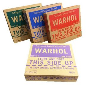 The Andy Warhol Catalogue Raisonne Paintings and Sculptures vol.1-4 全5冊揃/アンディ・ウォーホル(/Andy Warhol )のサムネール