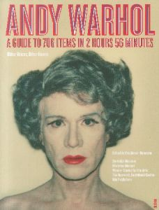 /(ANDY WARHOL / A GUIDE TO 706 ITEMS IN 2 HOURS 56 MINUTES/ANDY WARHOL)のサムネール