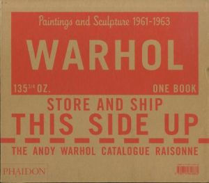 「The Andy Warhol Catalogue Raisonne Paintings and Sculptures vol.1 1961-1963 / Andy Warhol 」画像1