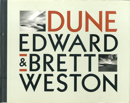 「DUNE / Photo:Edward and Brett Weston」メイン画像