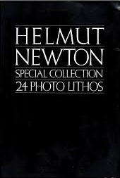 「HELUMUT NEWTON SPECIAL COLLECTION 24 PHOTO LITHOS / HELUMUT NEWTON ヘルムート・ニュートン」メイン画像