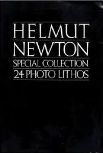 HELUMUT NEWTON SPECIAL COLLECTION 24 PHOTO LITHOS/HELUMUT NEWTON ヘルムート・ニュートン(/)のサムネール