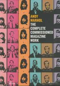 /アンディ・ウォーホル(THE COMPLETE COMMISSIONED MAGAZINE WORK/Andy Warhol)のサムネール