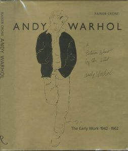 /(ANDY WARHOL:The early work 1942-1962 by RAINER CRONE/Rainer Crone)のサムネール