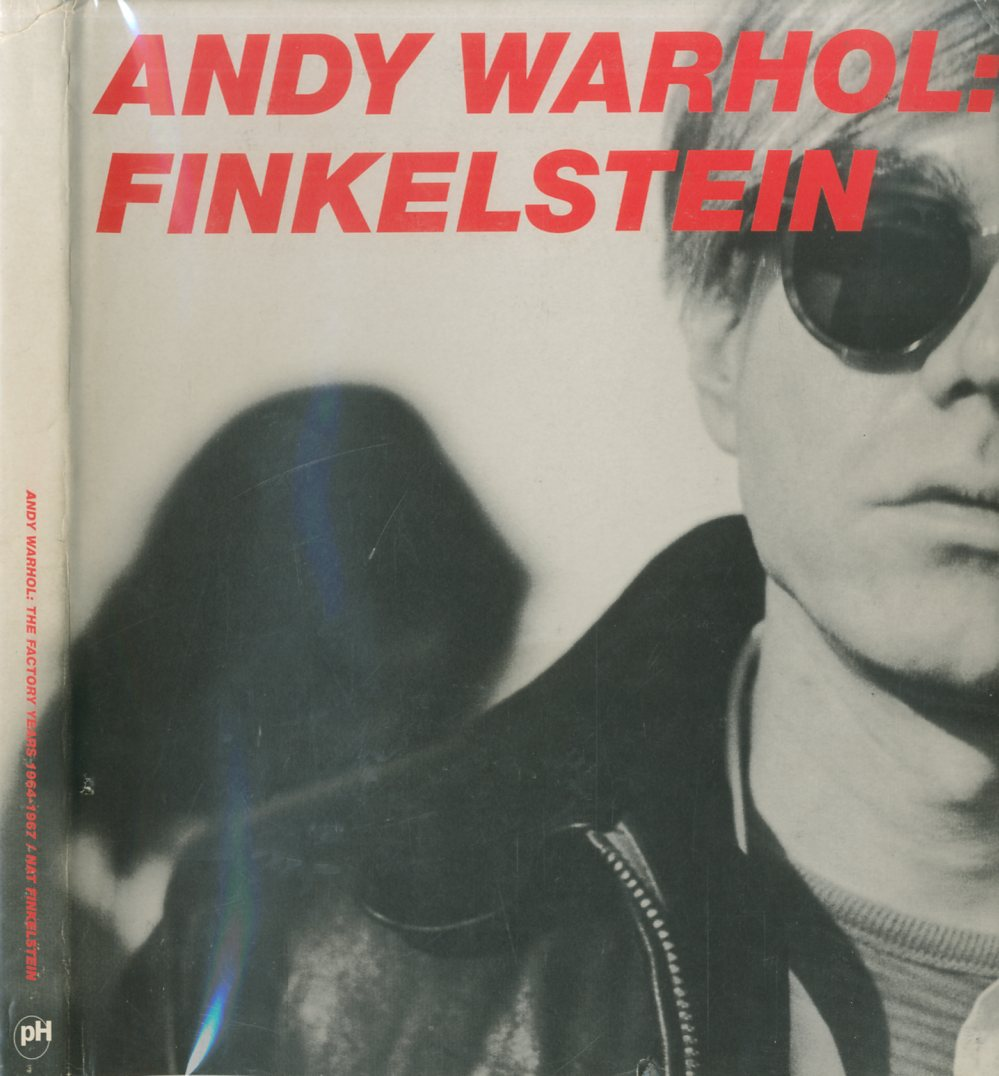 「Andy WARHOL :The Factory Years,1964-1967 / Andy Warhol」メイン画像