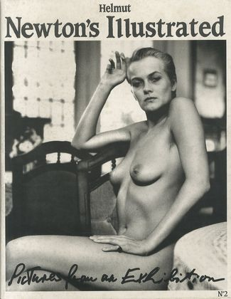 「Helmut Newtons Illustrated No.2 Pictures From An Exibition / Helmut Newton 」メイン画像