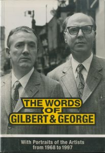 /ギルバート&ジョージ(THE WORDS OF GILBERT & GEORGE/Gilbert & George)のサムネール