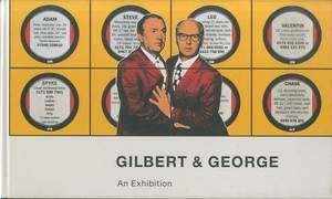/ギルバート&ジョージ(GILBERT & GEORGE: An Exhibition/Gilbert & George)のサムネール