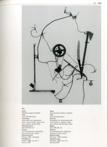 「TINGUELY Catalogue Raisonne Volume 2: Sculptures and Reliefs 1969-1985 / Jean Tinguely」画像2