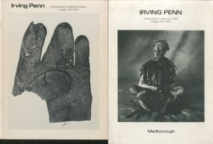 IRVING PENN photographs in platinum metals images 1947-1975/アーヴィング・ペン(IRVING PENN photographs in platinum metals images 1947-1975/Irving Penn)のサムネール