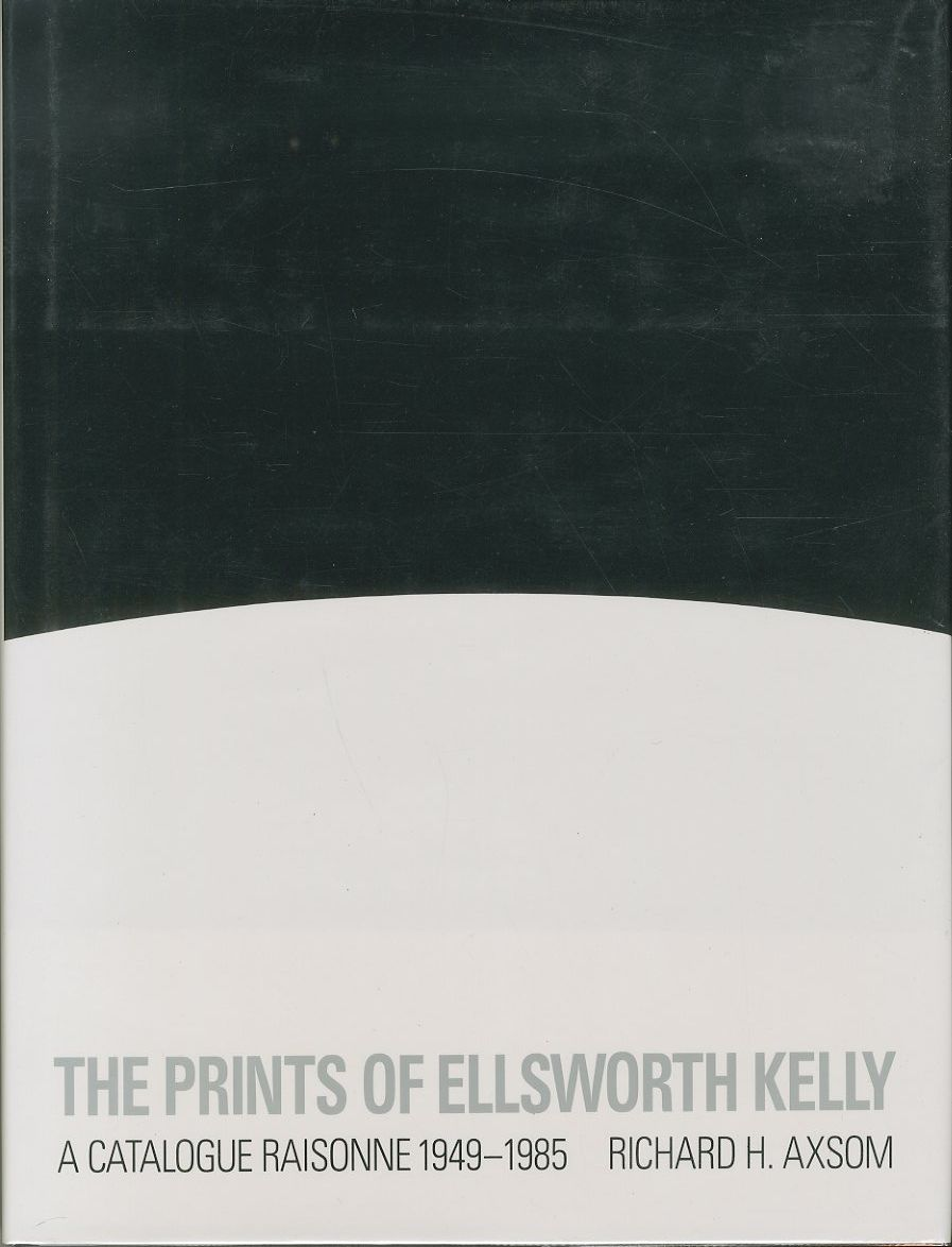 「The Prints of Ellsworth Kelly / Ellsworth Kelly」メイン画像