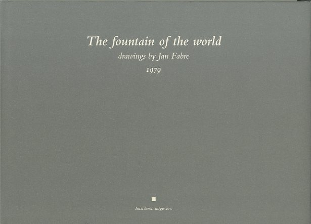 「The Fountain of the World / Illustration: Jan Fabre」メイン画像