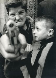 「NEW YORK 1954.55 / William Klein 」画像1