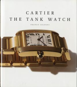 CARTIER THE TANK WATCHのサムネール