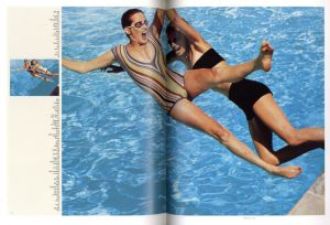 「Pages from the Glossies / Helmut Newton」画像4