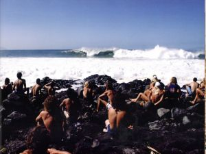 「Surfing Photographs from the Seventies Taken by Jeff Divine / Jeff Divine」画像1