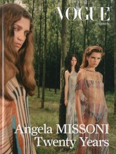 VOGUE ITALIApresents Angela MISSONI Twenty Yearsのサムネール