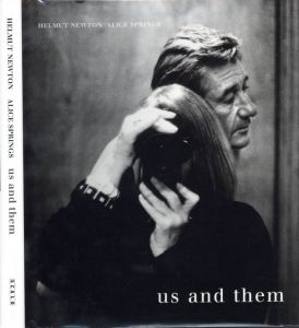 us and them/著:ヘルムート・ニュートン アリス・スプリングス(us and them/Author: Helmut Newton, Alice Springs)のサムネール