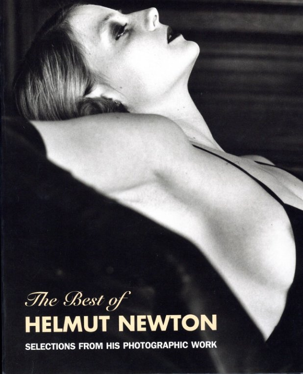 「The Best of Helmut Newton  Selections from his photographic work / Helmut Newton」メイン画像