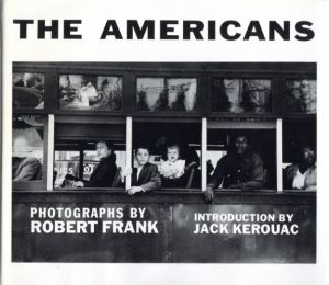 THE AMERICANS (Grossman 版)/ロバート・フランク、文:ジャック・ケルアック(THE AMERICANS (Grossman edition)/Robert Frank, Text: Jack Kerouac)のサムネール