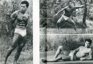 「Young Samurai: Bodybuilders of Japan / Tamotsu Yato / Photo Yukio Mishima / Foreword」画像2