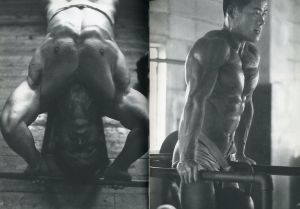 「Young Samurai: Bodybuilders of Japan / Tamotsu Yato / Photo Yukio Mishima / Foreword」画像3
