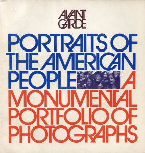 AVANT GARDE 1971 No.13 PORTRAITS OF THE AMERICAN PEOPLEのサムネール