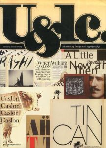 U&lc influencing design and typographyのサムネール