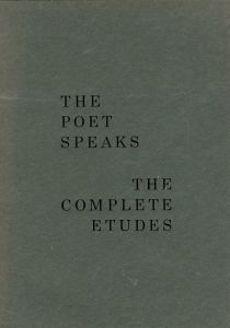 The Complete Etudes/フィリップ・グラス パティ・スミス 村上春樹(The Poet Speaks The Complete Etudes/Philip Glass Patti Smith Haruki Murakami)のサムネール