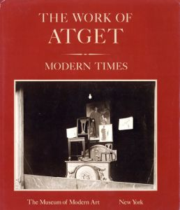 /ウジェーヌ・アジェ(THE WORK OF ATGET Vol.4 MODERN TIMES/Jean-Eugène Atget)のサムネール