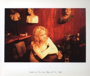 「COOKIE MUELLER / Nan Goldin」画像2