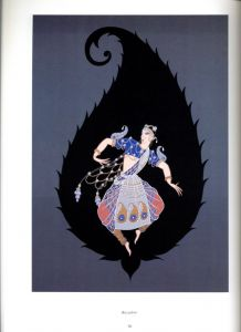 「Erte at Ninety-Five l-ll The Complete New Graphics / Author: Erte」画像3