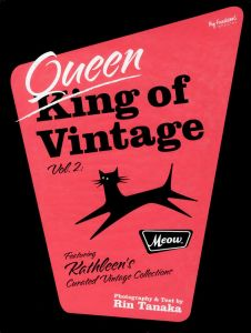 Queen Of Vintage Vol.2 Meow / 著/編:田中凛太郎