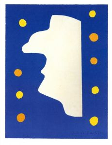 Monsieur Loyal・1943 / Henri Matisse