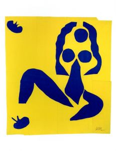 The frog・1952 / Henri Matisse