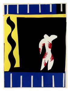 The Clown・June 1943 / Henri Matisse