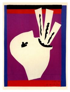 The Sword Swallower ・July 1946 / Henri Matisse