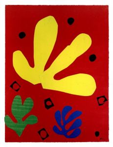 Vegetable Elements・1947 / Henri Matisse
